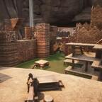 Schatten von Skelos - Der Tempel der Derketa wird wieder aufgebaut