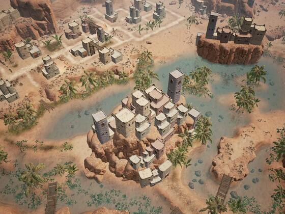 Stadt der Reliquien Jäger