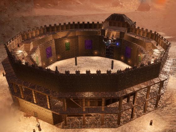 PvP Colosseum