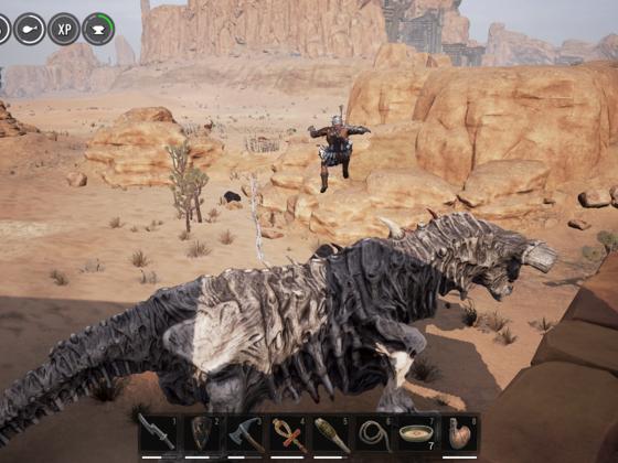 Ride the Dragon I