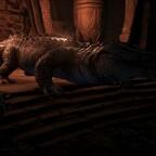 Höhle des Krokodilkönigs