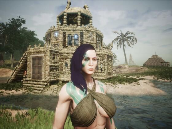 Leben im Dschungel - Modpreview - Jungle Building Set