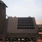 Ein Gotteshaus vor der Fertigstellung