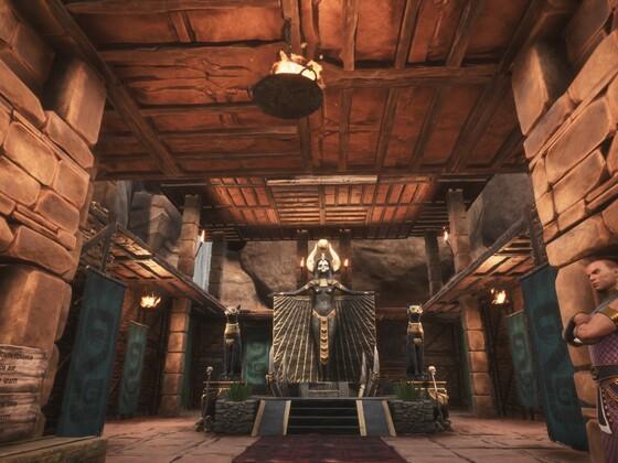 Tempel der Derketo