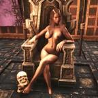 Die Essenz von Conan... Feuer, Schädel, schöne Frauen