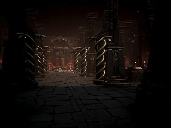 Ruinen von Set