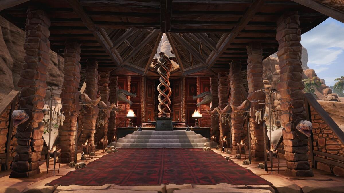 Temple of seth
