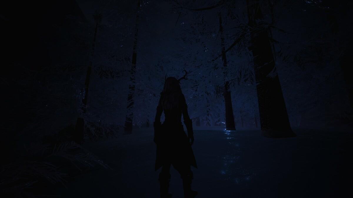 Ja bin ich denn im Zauberwald???
