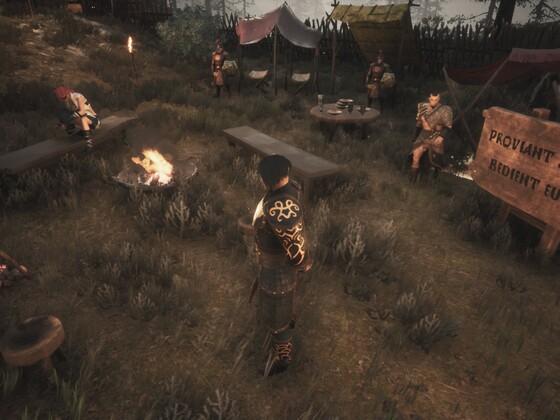 Das Feldlager 2