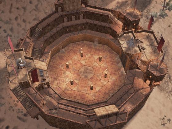 Arena von Neu Conarch