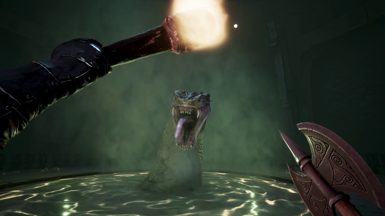 Conan Exiles: Dungeons work in progress