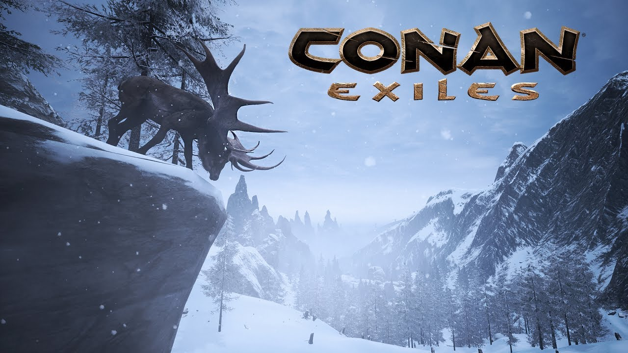 Conan Exiles – Expansion Teaser Trailer